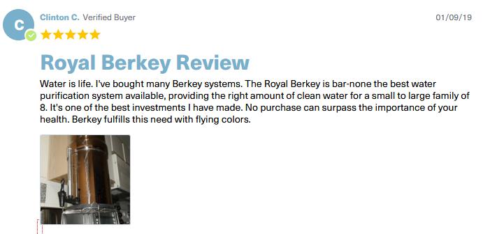 royal berkey reviews
